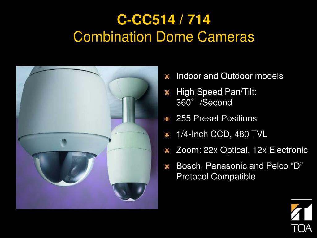 C-CC514 / 714
