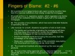 fingers of blame 2 6