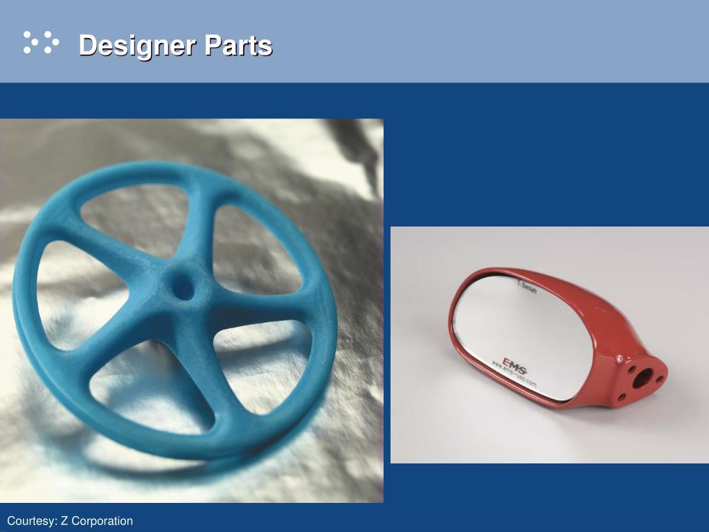 Designer Parts