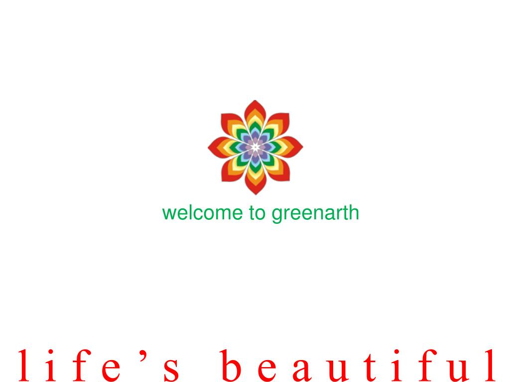 welcome to greenarth