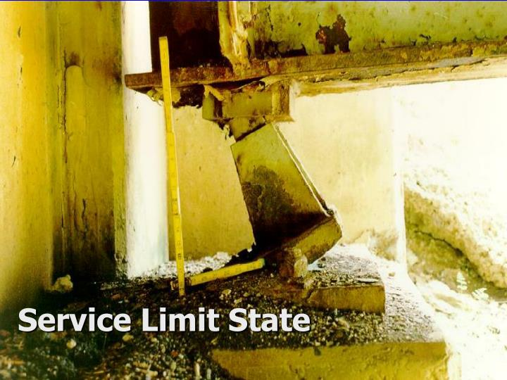 Service Limit State