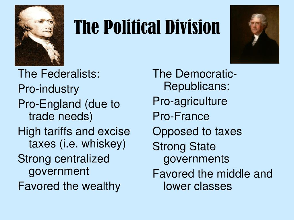 The Federalists: