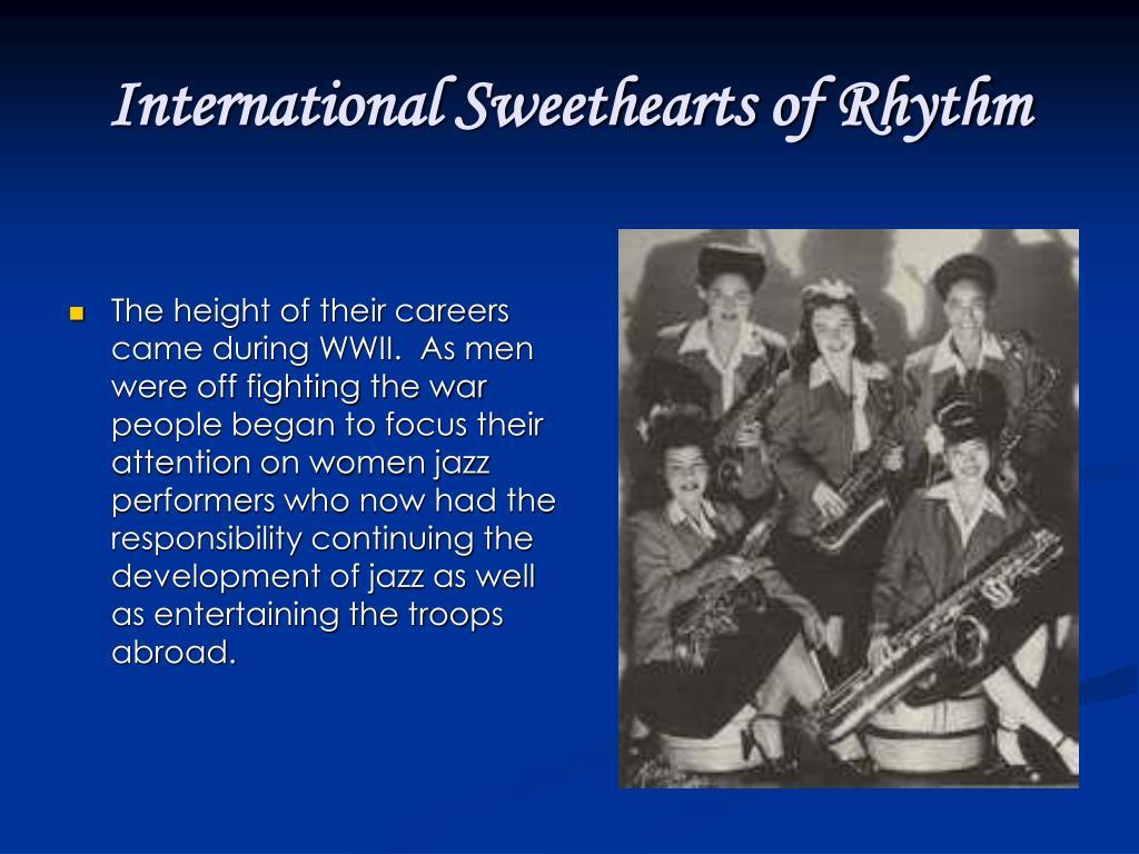 International Sweethearts of Rhythm