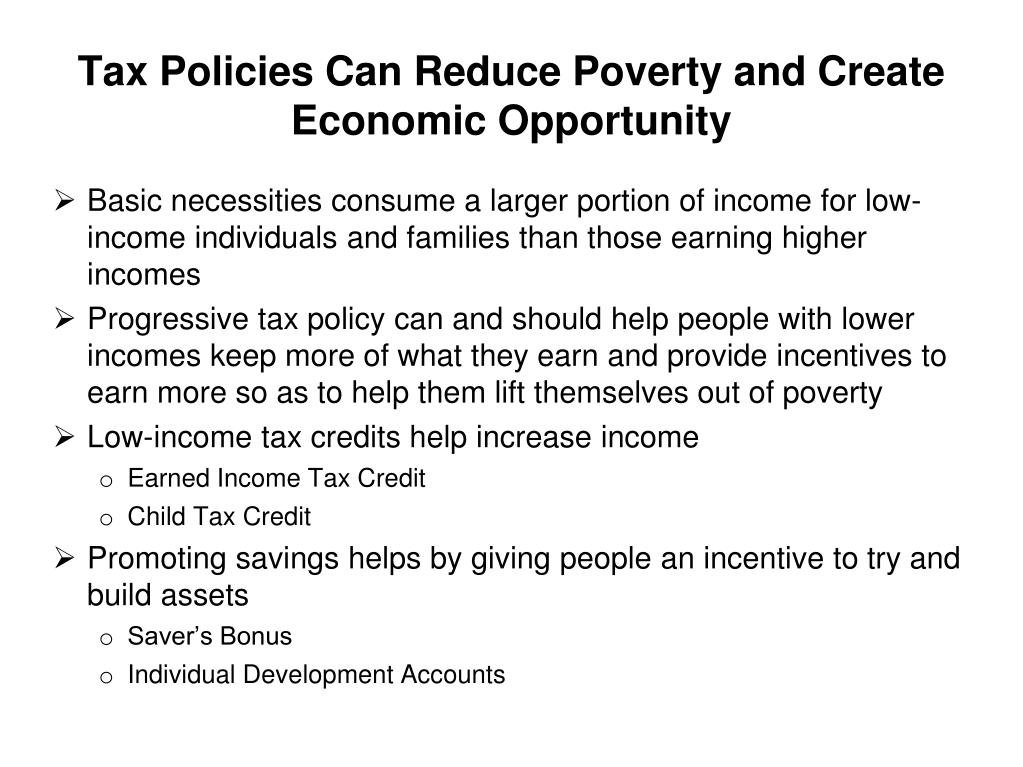 Basic necessities consume a larger portion of income for low-income individuals and families than those earning higher incomes