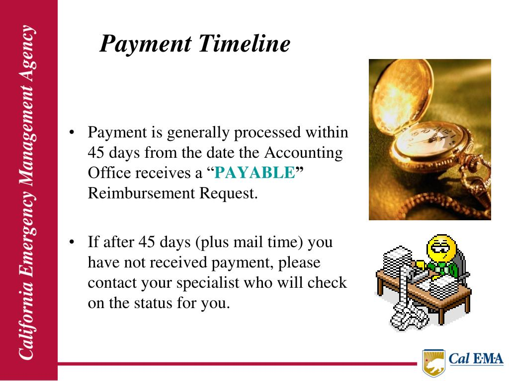 Payment Timeline
