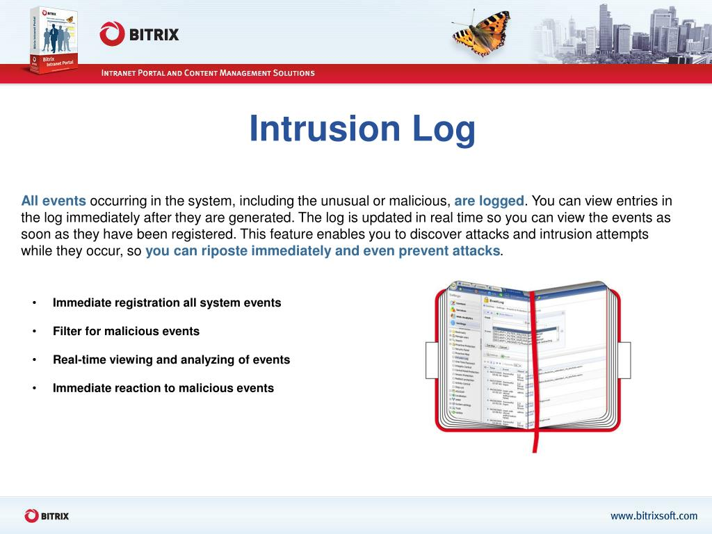 Intrusion Log