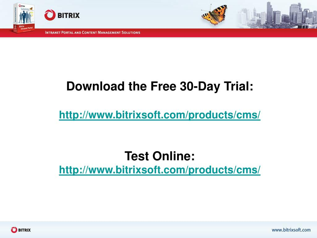 Download the Free 30-Day Trial:
