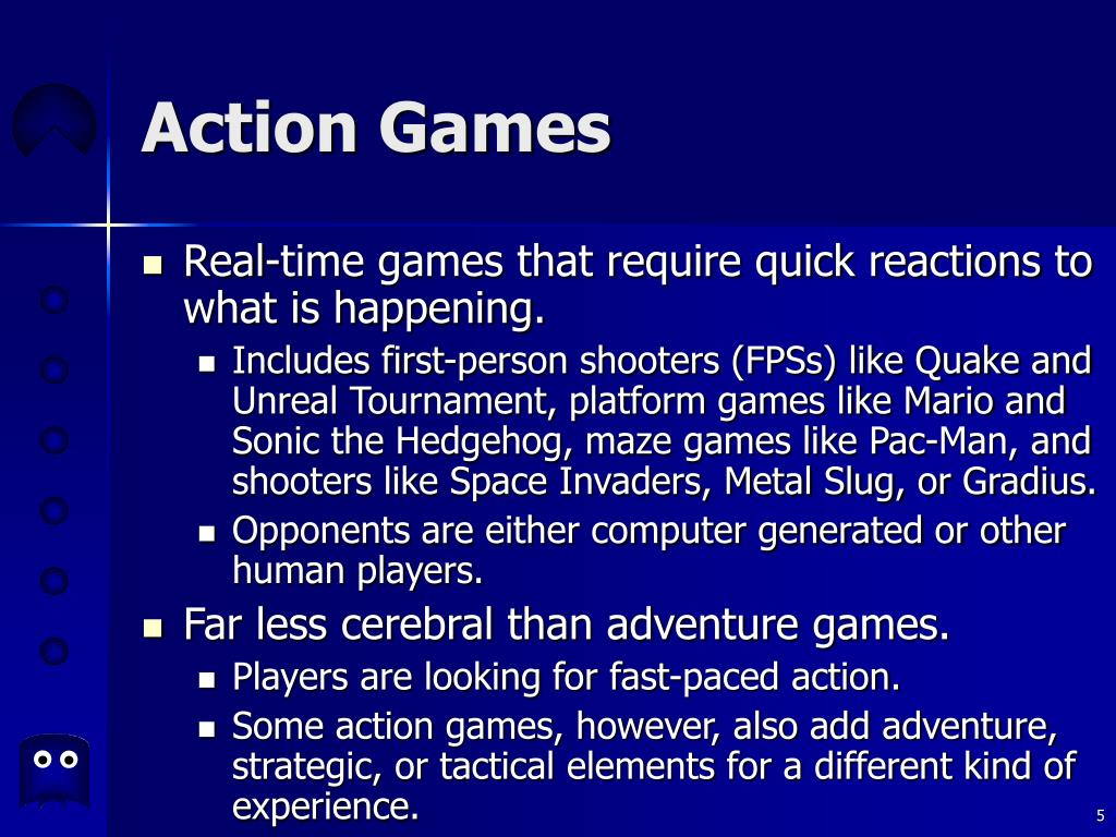 Action Games