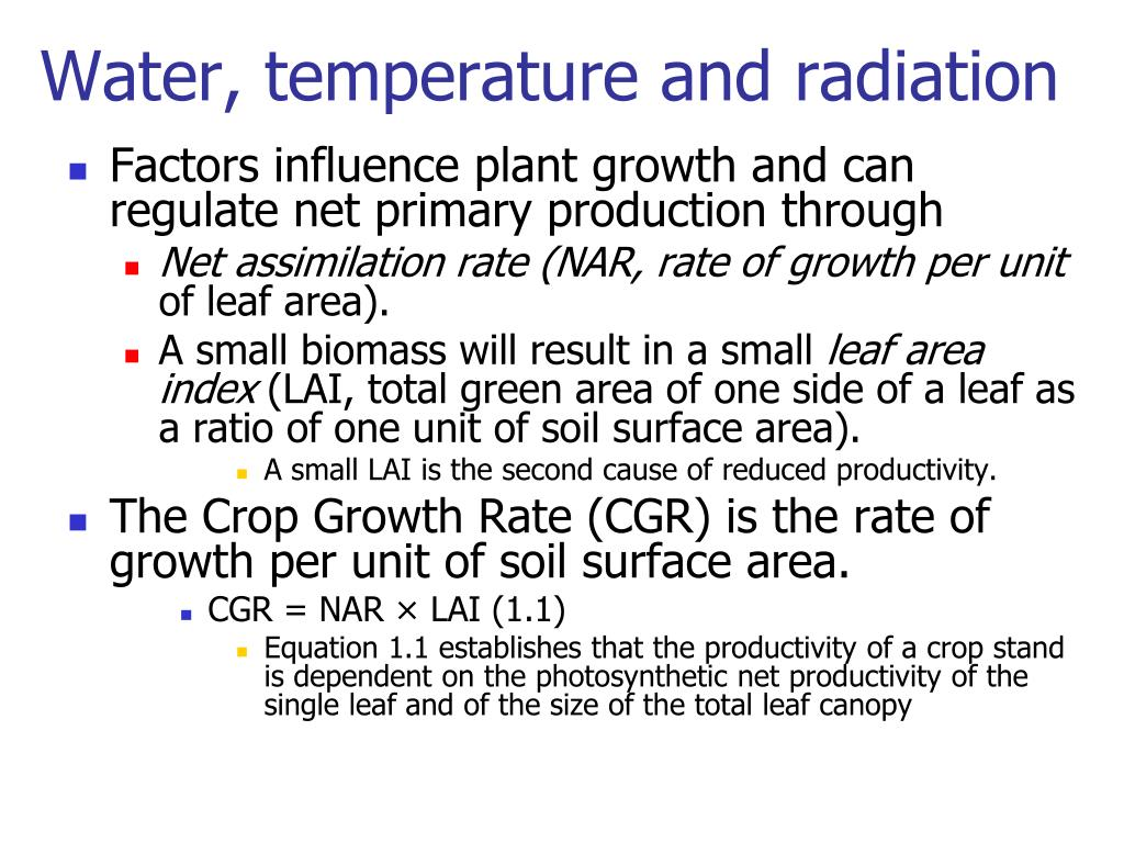 relationship between leaf surface area and transpiration meaning