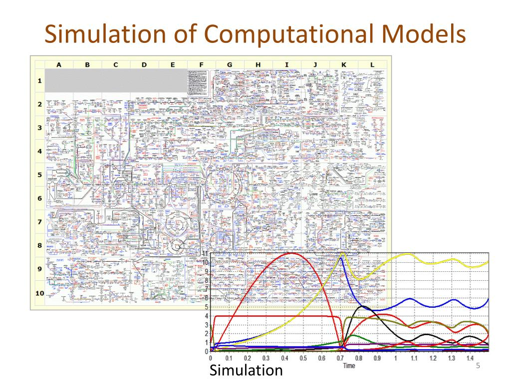 Simulation of Computational Models
