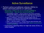 active surveillance43