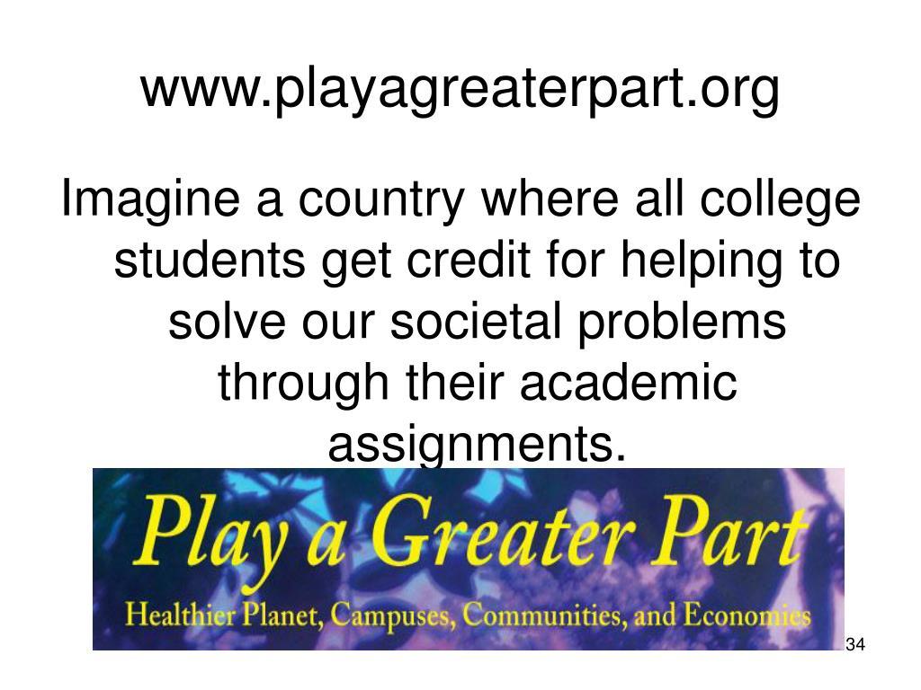 www.playagreaterpart.org
