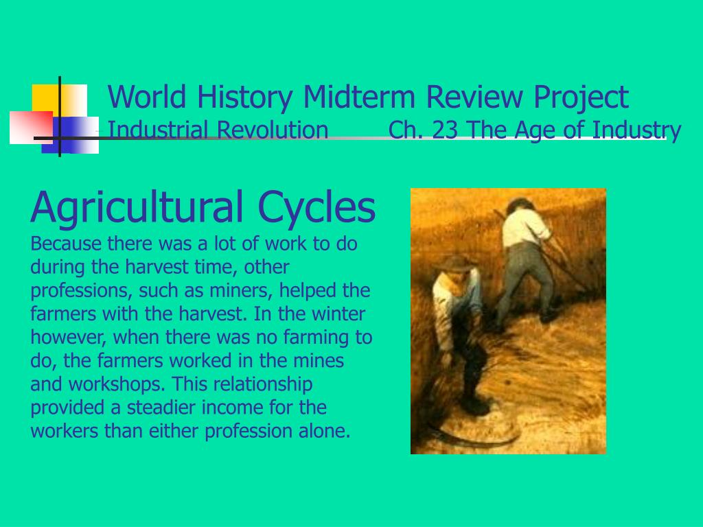Agricultural Cycles