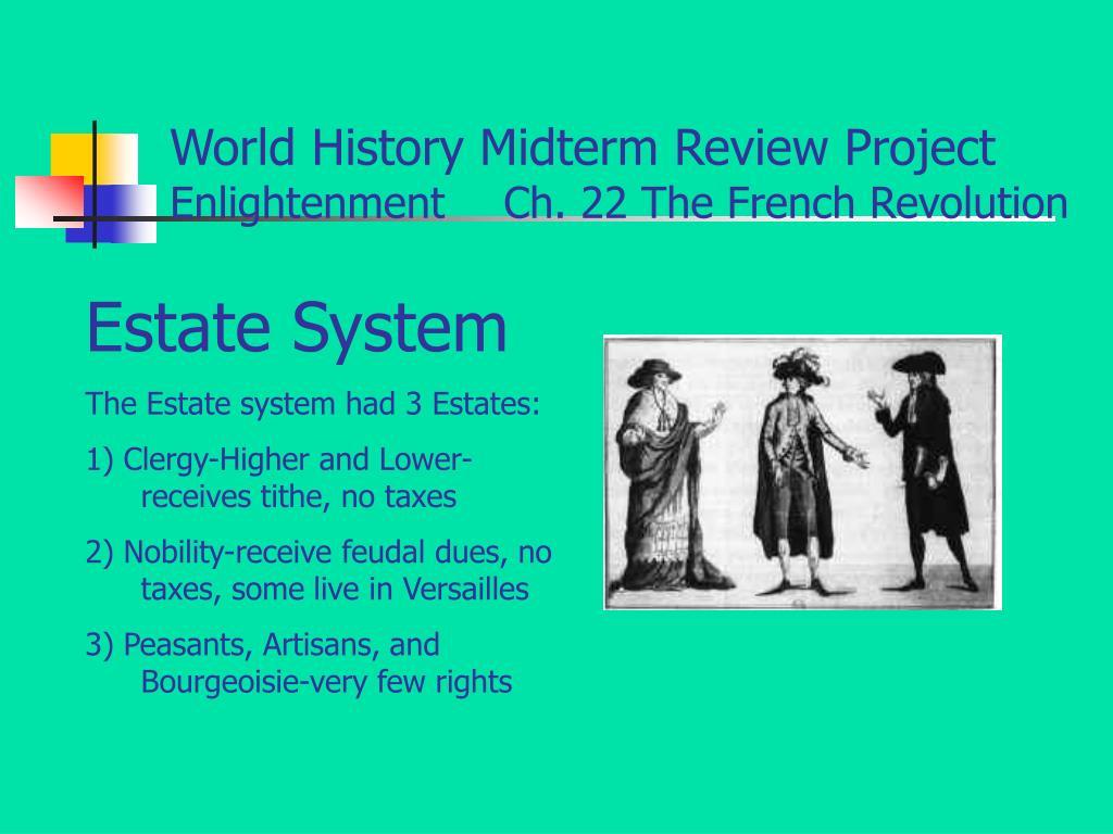 Estate System