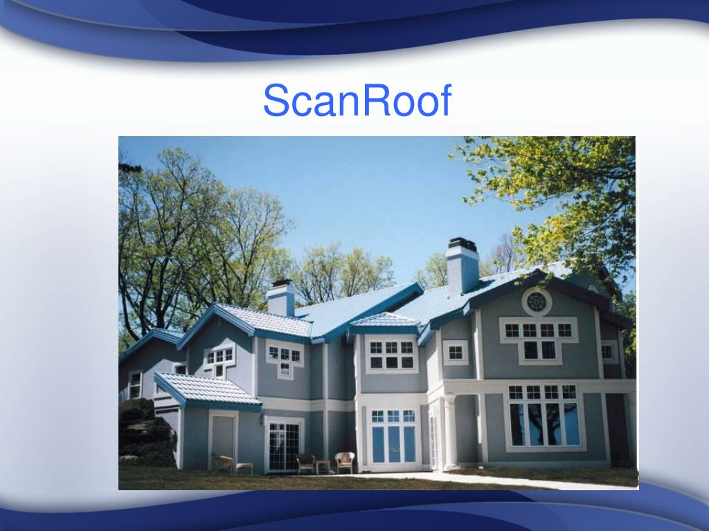 ScanRoof