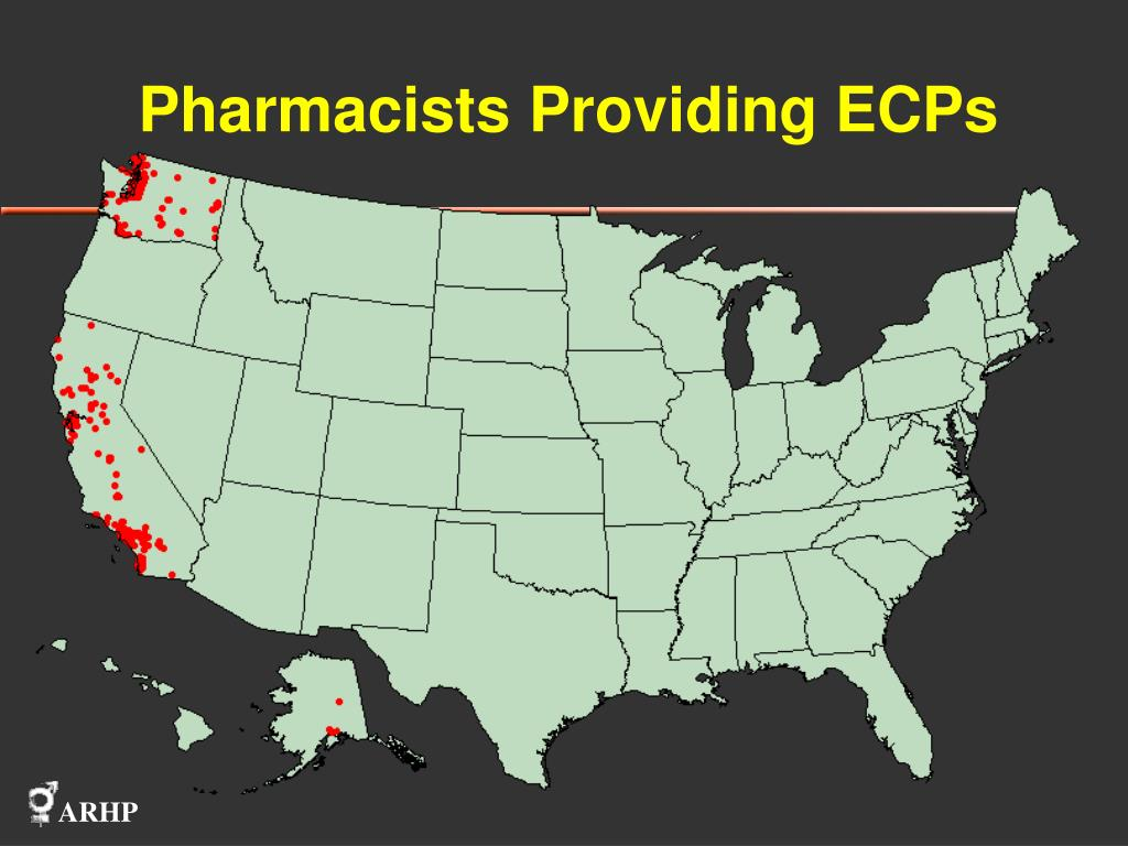 Pharmacists Providing ECPs
