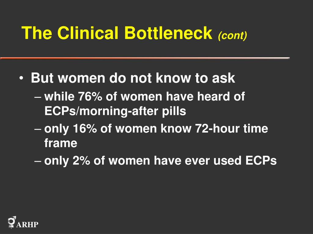 The Clinical Bottleneck