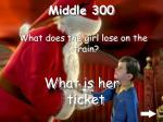 middle 300