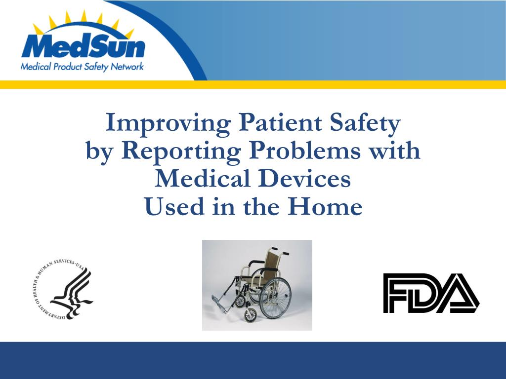 improving patient safety A key challenge to improving safety in health it-enabled healthcare systems is to develop valid, feasible strategies to measure safety concerns at the intersection of health it and patient safety.