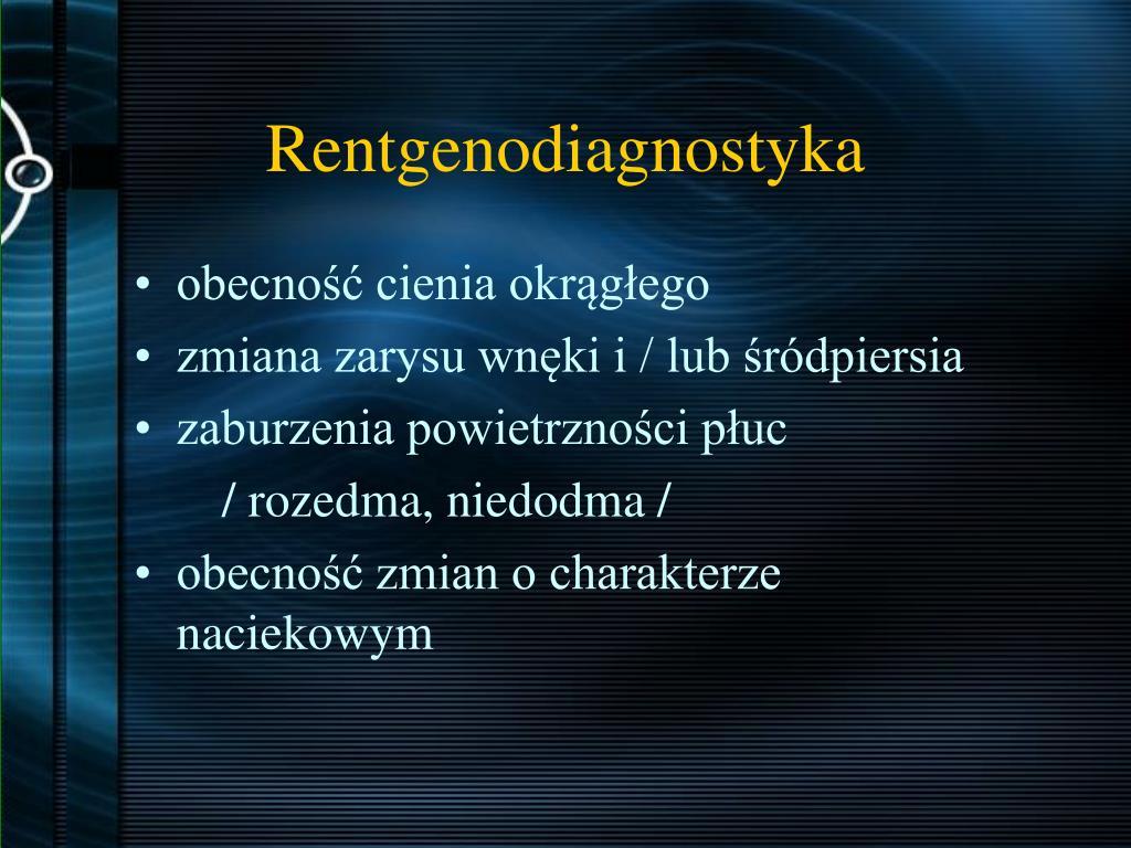 Rentgenodiagnostyka