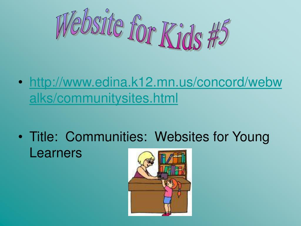 Website for Kids #5