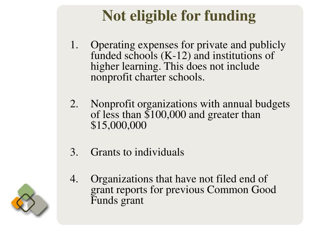 Operating expenses for private and publicly funded schools (K-12) and institutions of higher learning. This does not include nonprofit charter schools.