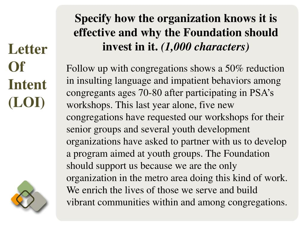 Specify how the organization knows it is effective and why the Foundation should invest in it.