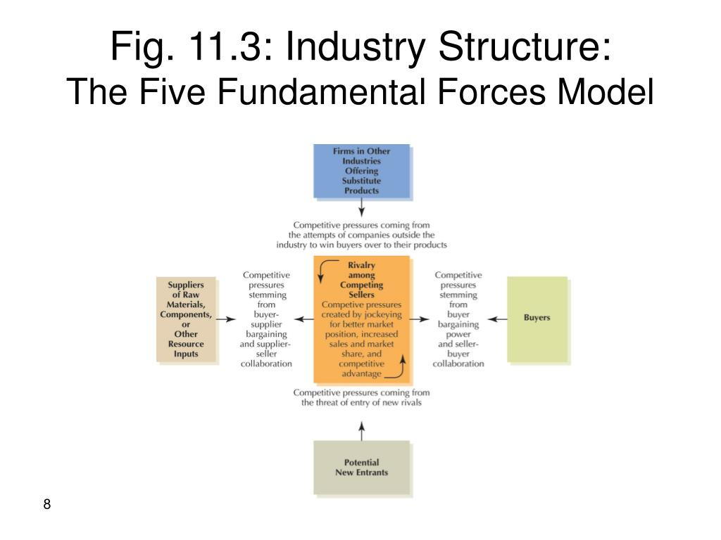 Fig. 11.3: Industry Structure: