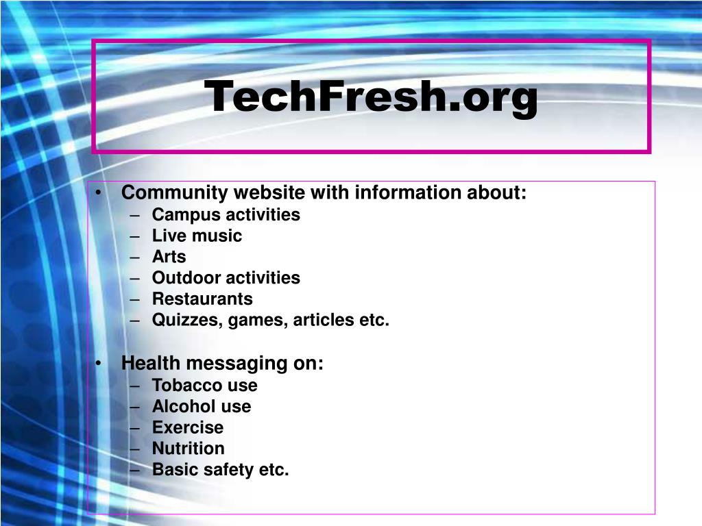 TechFresh.org