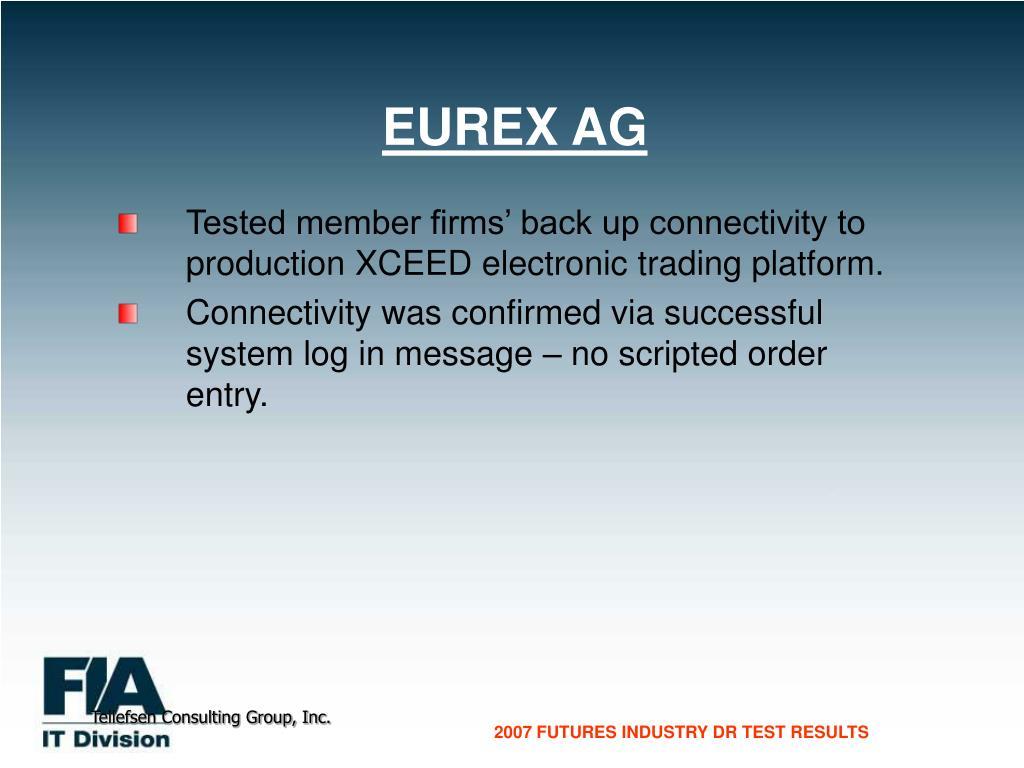 EUREX AG