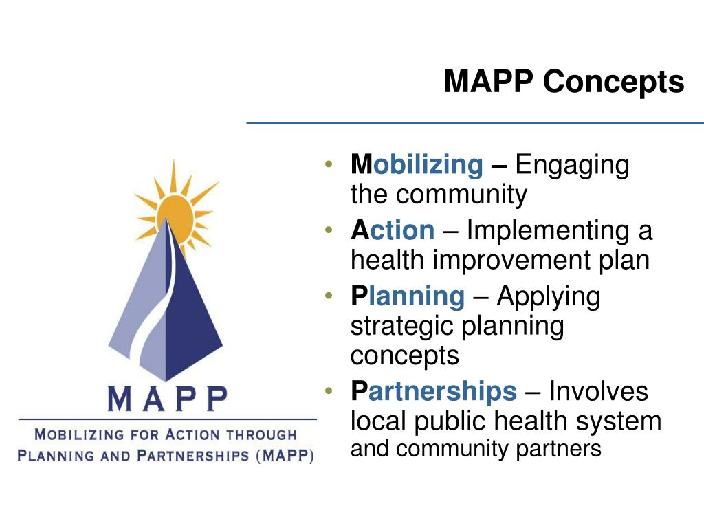 MAPP Concepts