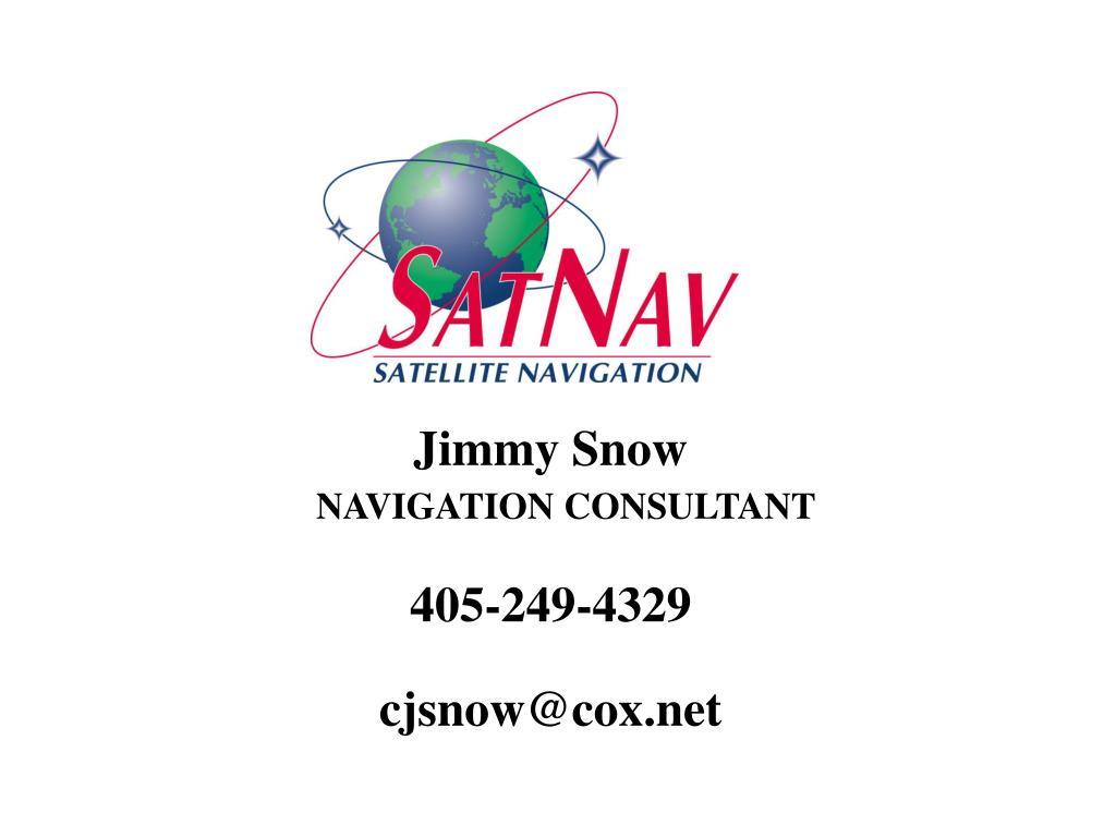 Jimmy Snow
