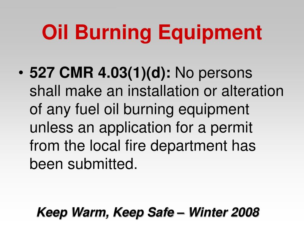 527 CMR 4.03(1)(d):