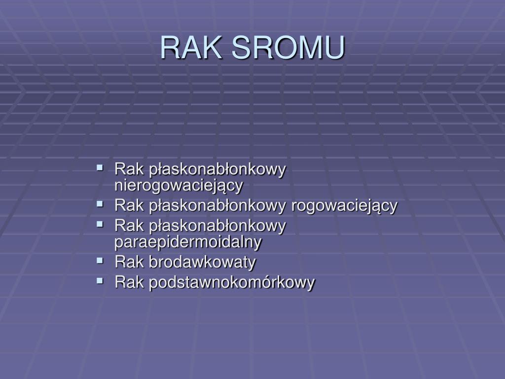 RAK SROMU