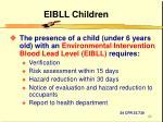 eibll children