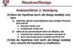 analyseverfahren 2 vereinigung38
