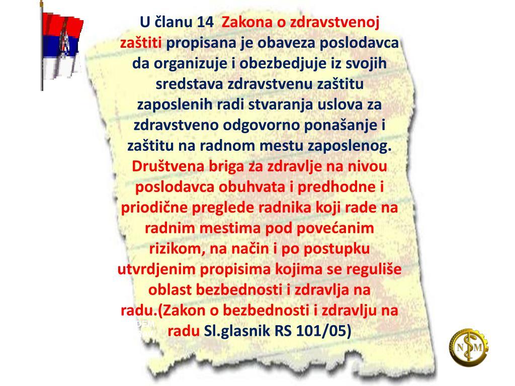U članu 14