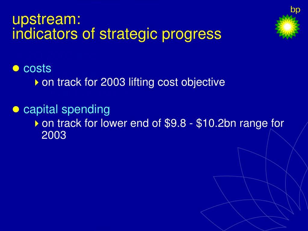 upstream: