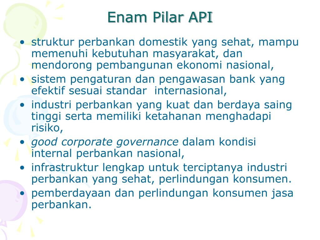 Enam Pilar API