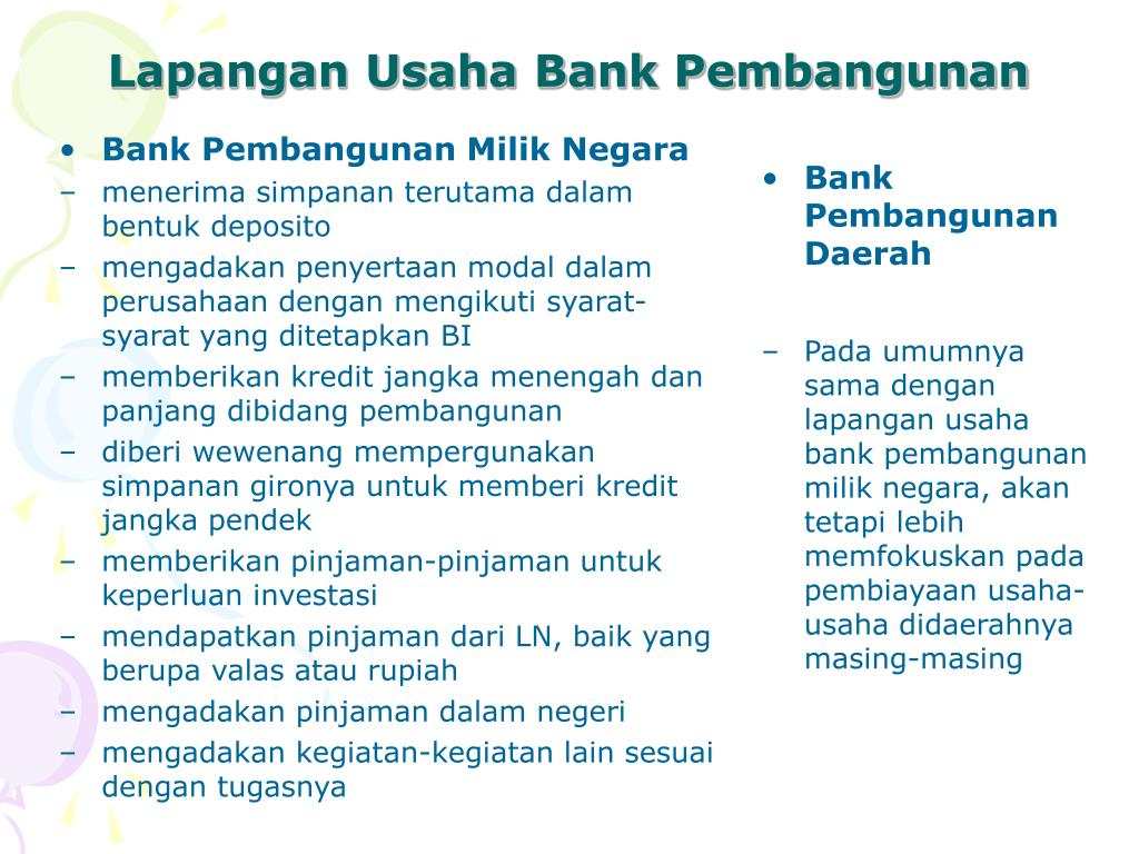 Bank Pembangunan Milik Negara