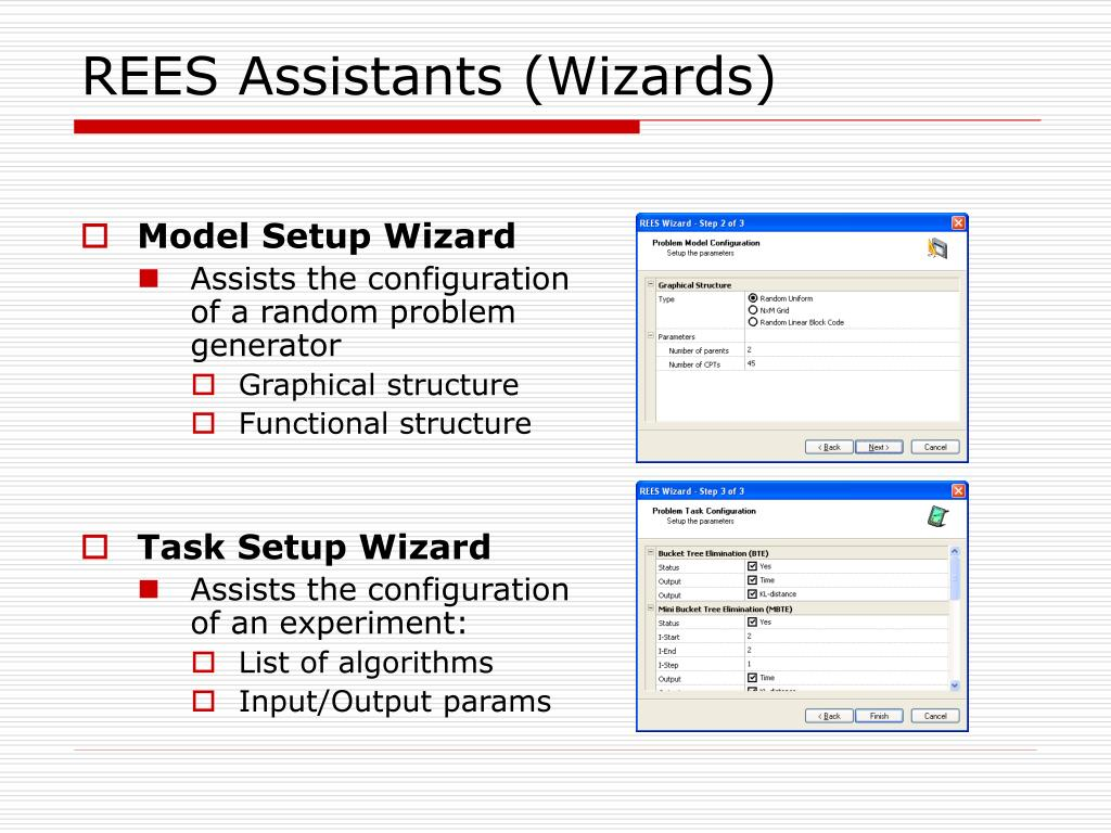 REES Assistants (Wizards)