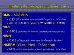 entretiens diagnostiques structur s axe i17