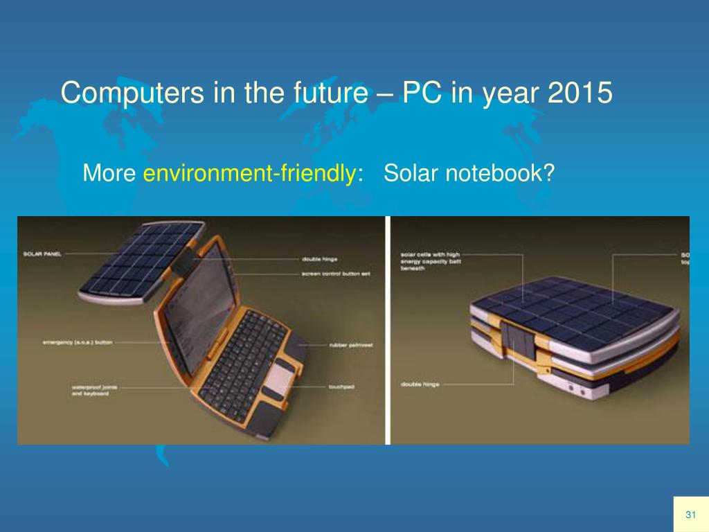 Computers in the future – PC in year 2015