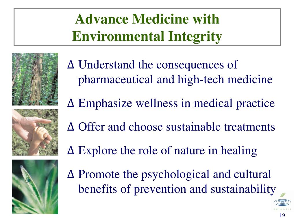 Advance Medicine with