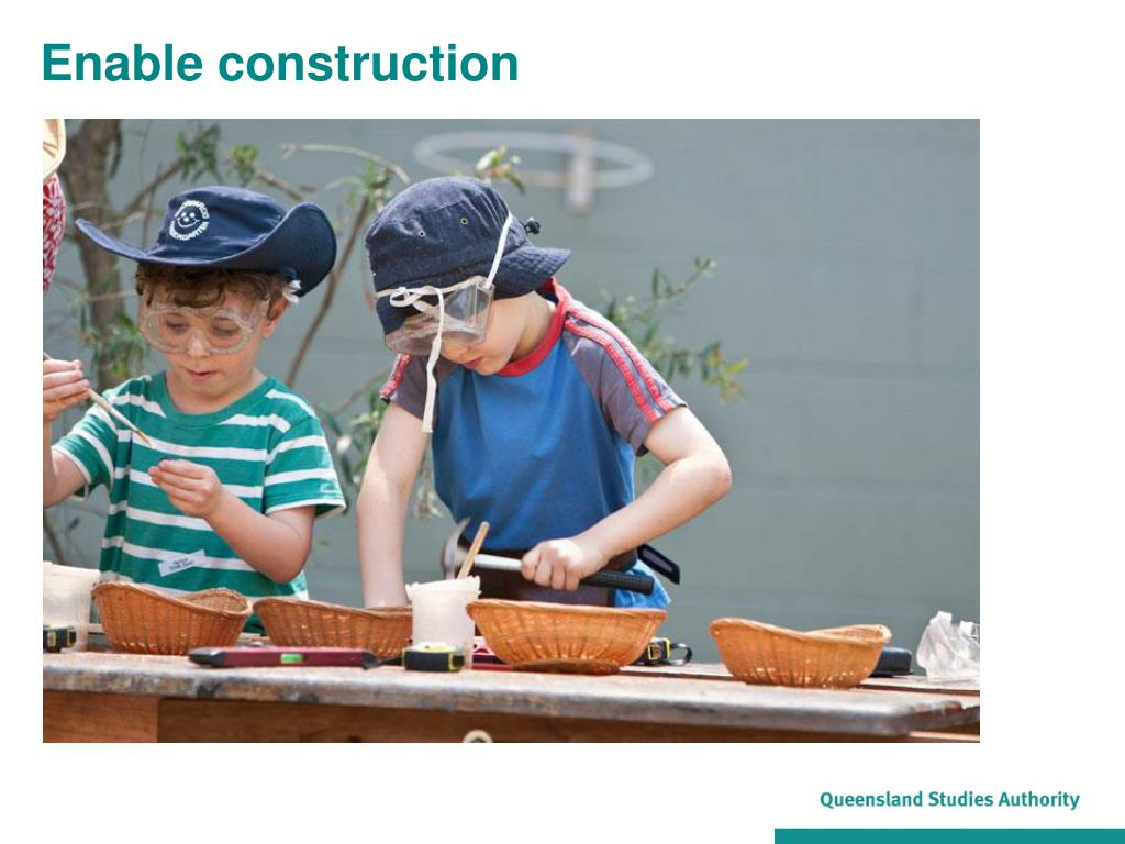 Enable construction
