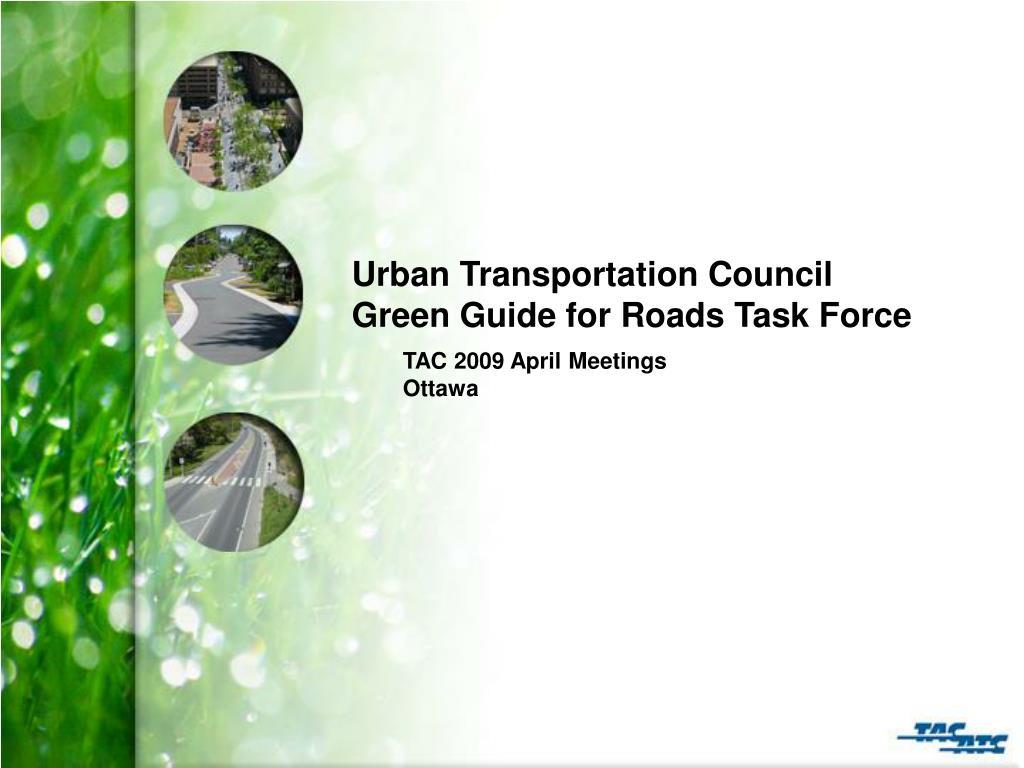 Urban Transportation Council