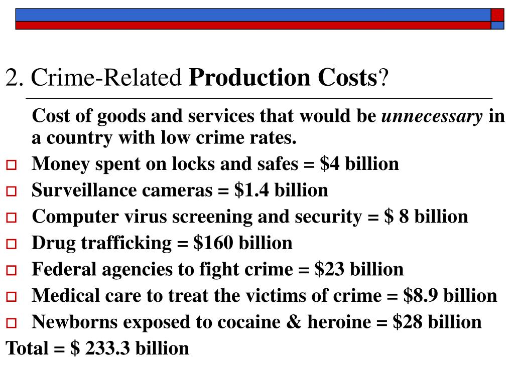 2. Crime-Related
