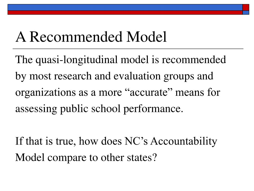 A Recommended Model