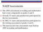 naep assessments