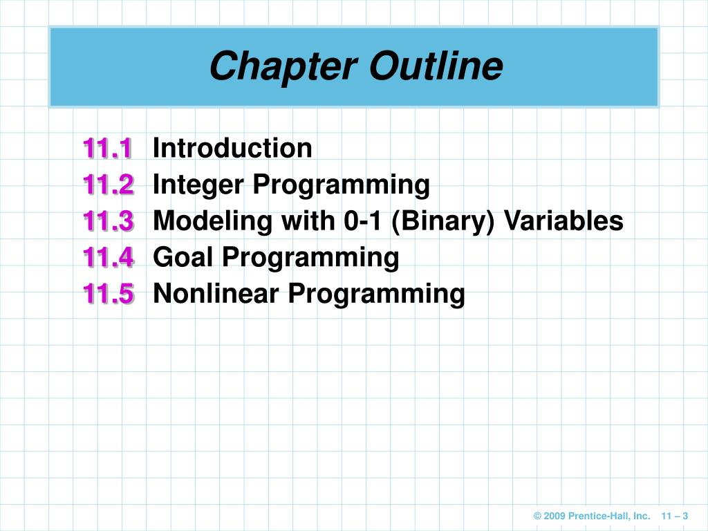 chapter 11 business outline Chapter 11 multiple choice questions / page 2 7 investment value, the value of a property to an individual investor, is synonymous with a market value.